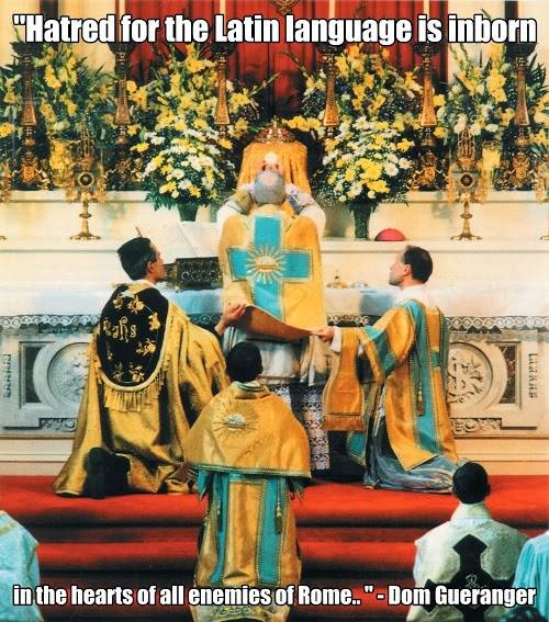 Anti-Traditional Vatican II Rot!!