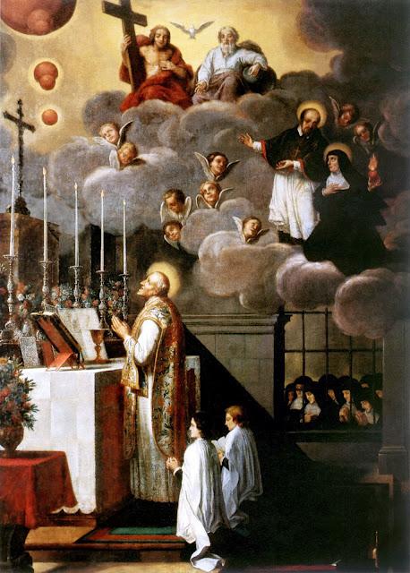 most holy sacrifice