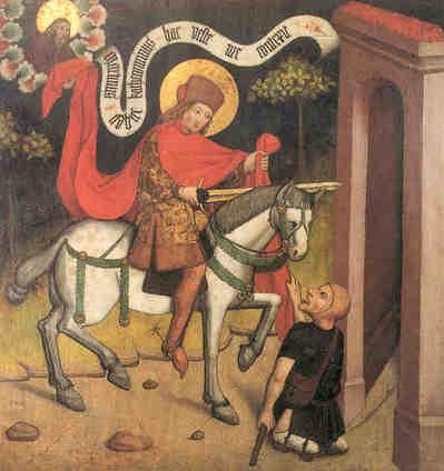 November 11 St. Martin of Tours