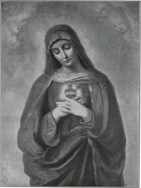 November 12 -The Presentation of the Blessed Virgin Mary Novena - Day 1