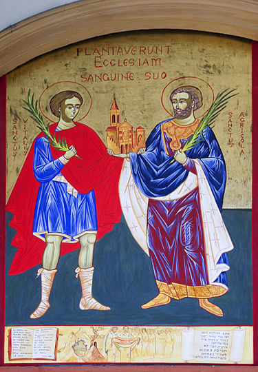 Saints Vitalis and Agricola