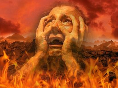 sinners in hell - Eternal Damnation