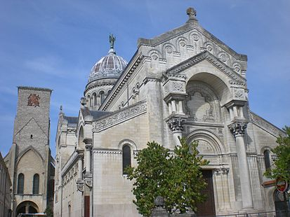 St Martin of Tours - The new Basilica