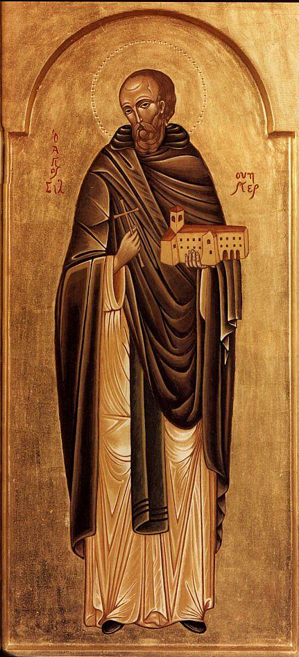 st sylvester abbot