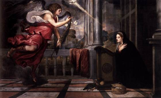 The Annunciation -