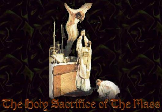 the holy sacrifice of the mass 11