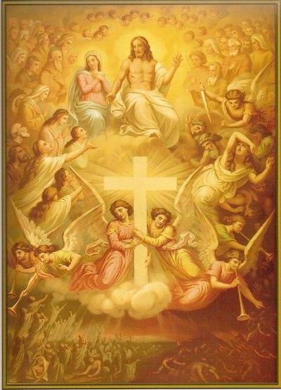 At The Sanctus - Advent