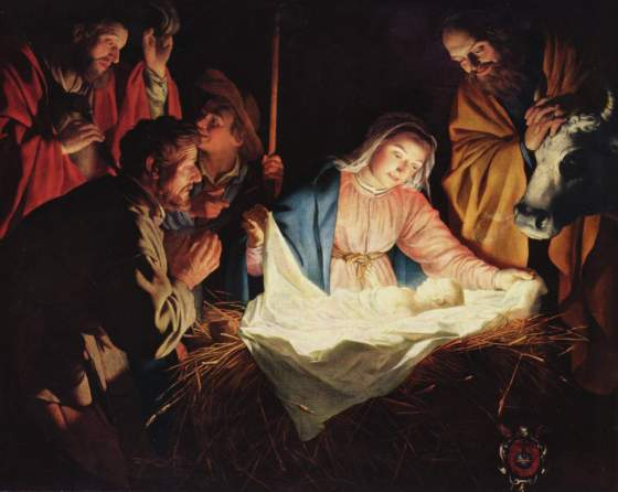 CHRISTMAS NATIVITY OF JESUS