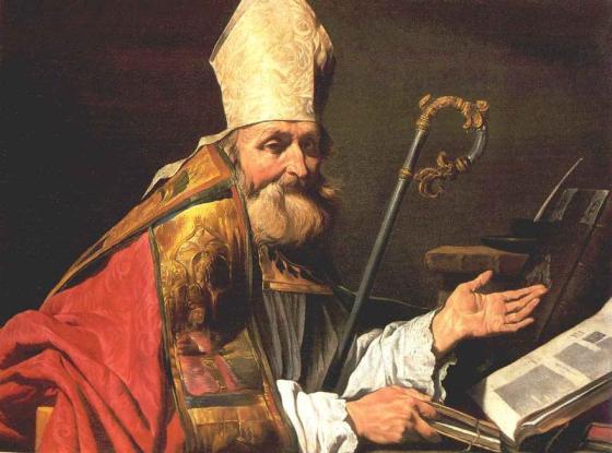 DECEMBER 7 - St.Ambrose