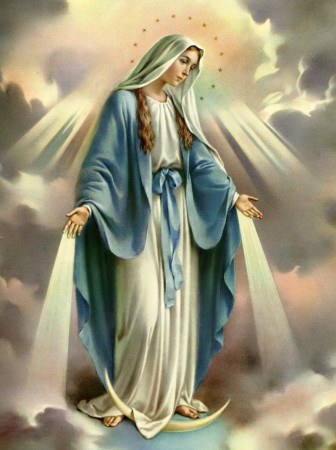 December 8 Feast of the Immaculate Conception BVM