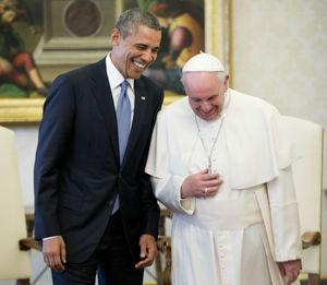 Heretic Bergoglio and Obastard