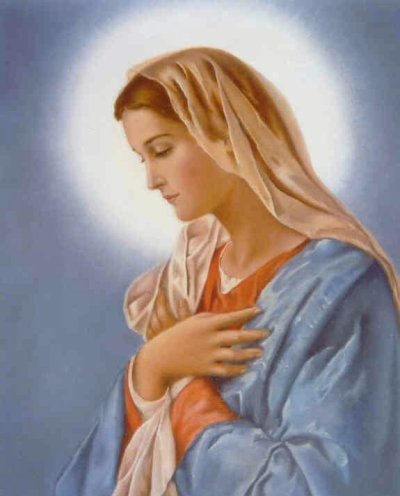 Immaculate Mother Mary