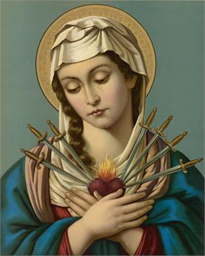 our lady of sorrows octave of nativity