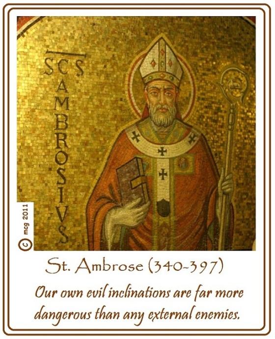 St. Ambrose December 7