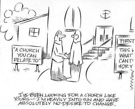A CHURCH THAT CAN RELATE