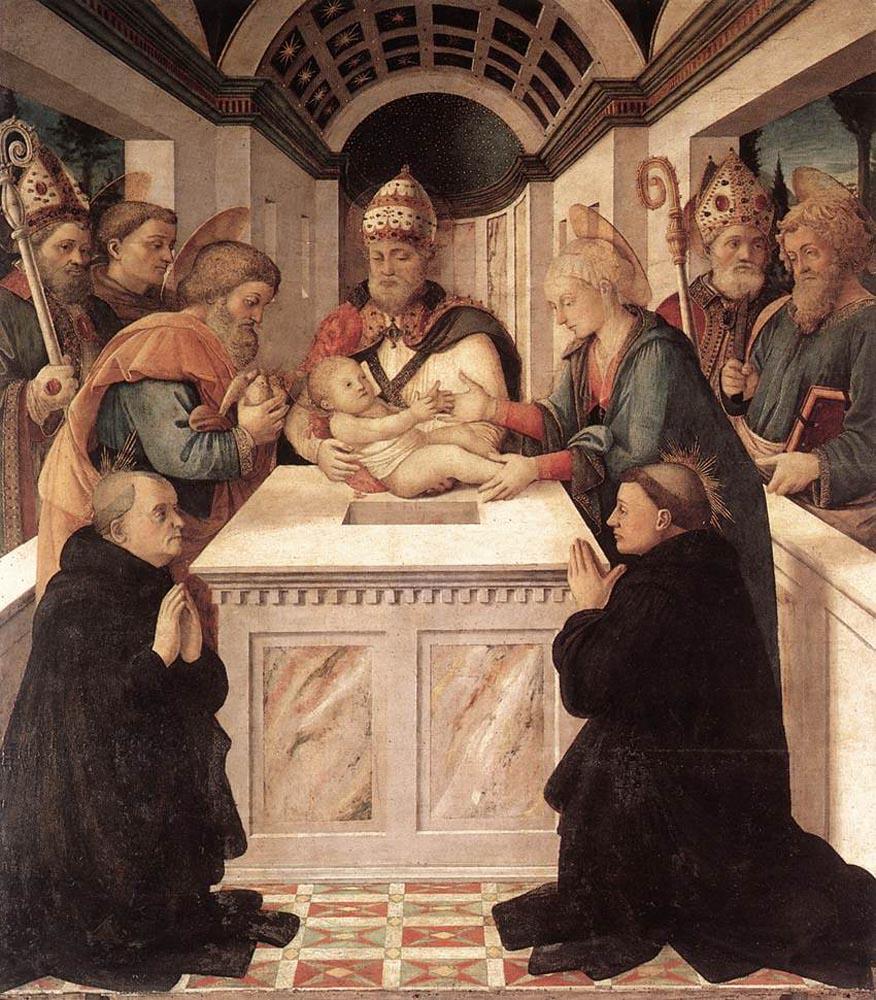 Novo leto, Obrezovanje Gospodovo - Osmina Gospodovega rojstva