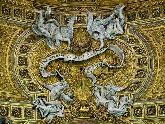Feast of The Holy Name of Jesus - In nomine Jesu omne genu flectatur coelestium, terrestrium et infernorum - Philippians 2 - 10