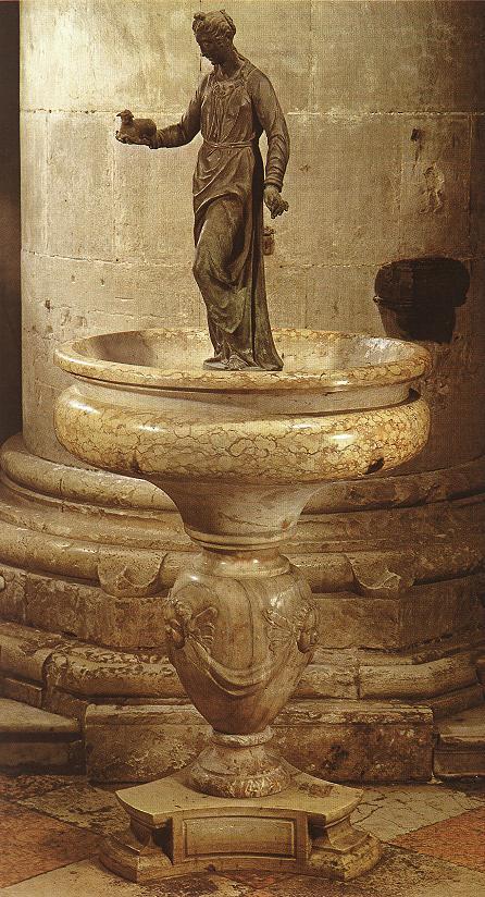 St Agnes (Meekness) 1592 - Bronze