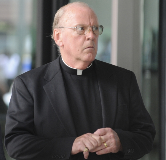 Former prison chaplain Eugene Klein smuggled messages for mob hitman Frank Calabrese Sr. He pleaded guilty on Wednesday | Sun-Times File Photo