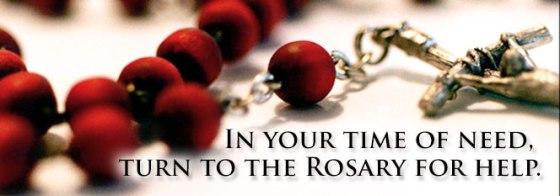 holy rosary - TurntotheRosary