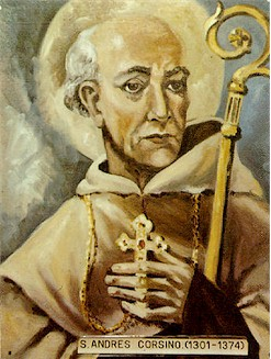 St Andrew Corsini, Bishop and Confessor