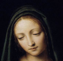 BLESSED EVER VIRGIN MOTHER OF GOD!
