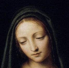 BLESSED EVER VIRGIN MOTHER OF GOD!