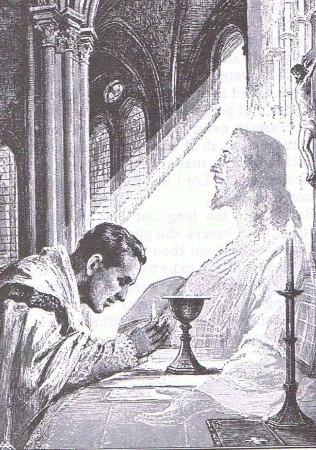 HOLY SACRIFICE OF THE MASS -