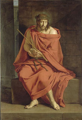 Palm Sunday - at the Epistle - Passione-di-Cristo-Champaigne_eccehomo