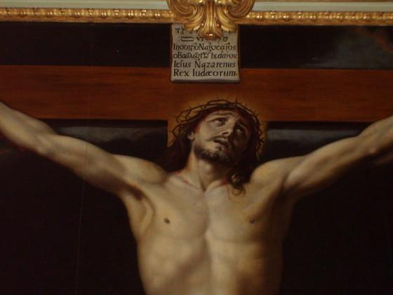 Passion of Christ - Champaigne_La_Crucifixion