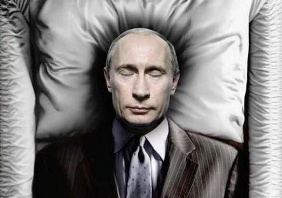 Putin is not dead!