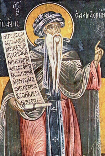 St. John of Damascus - Confessor and Doctor