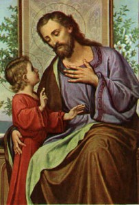 ST JOSEPH NOVENA DAY 2 - ST JOSEPH, FATHER OF OUR LORD
