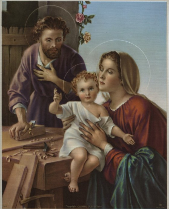 St Joseph the Carpenter