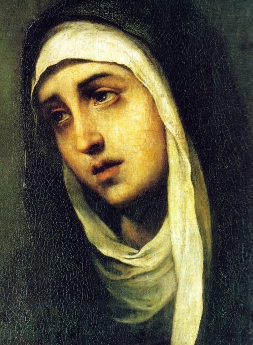 Mater Dolorosa -  Bartolomé Esteban Perez Murillo -  c.1668 -70