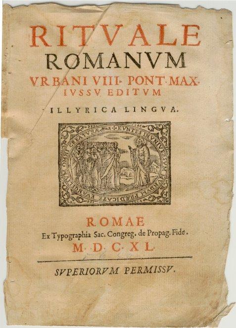 Rituale Romanum - Exorcizar Demonios