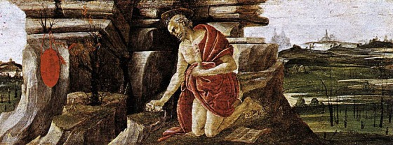 Saint Jerome in Penitence