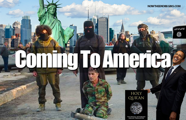 ISIS on American soil, thanks to Obastard.