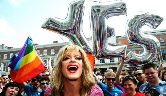 SODOM IRELAND - Panti RoryONeill A DublinCastle