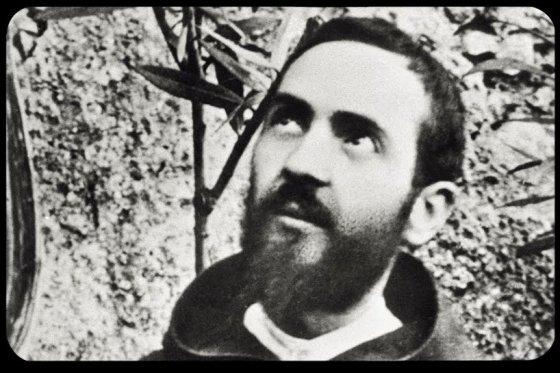 St Padre Pio - Angels