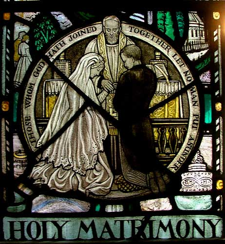 Sacrament Holy Matrimony