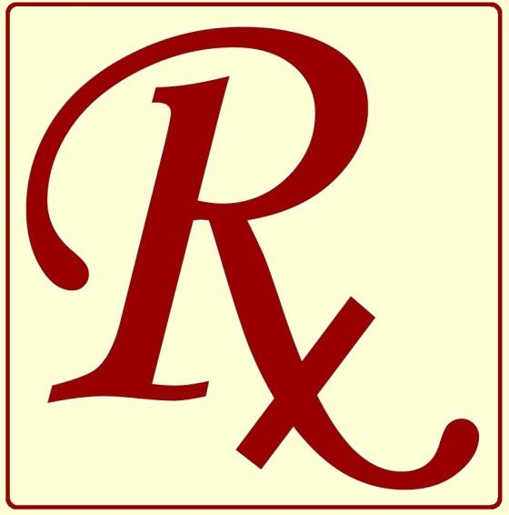 RX - PRESCRIPTION