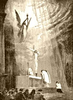 HOLY SACRIFICE OF THE MASS AFTER PENTECOST 1