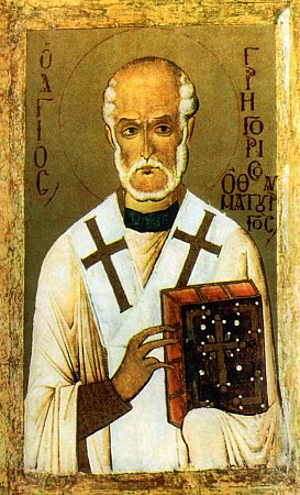 Saint Gregory of Neocaesarea