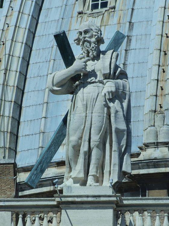 St Andrew, Apostle