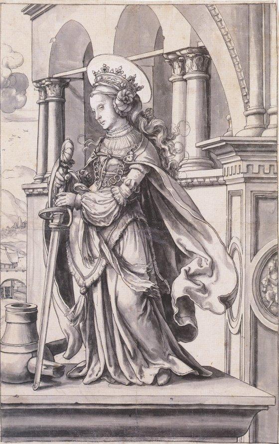 St. Catherine of Alexandria - November 25 Feast day