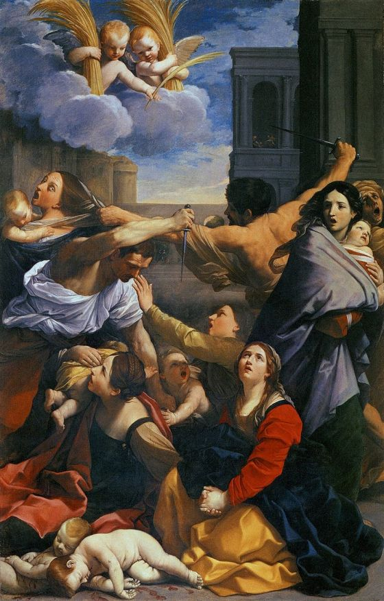 Massacre of the Innocents, Guido Reni