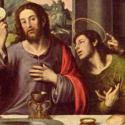 St. John beloved disciple
