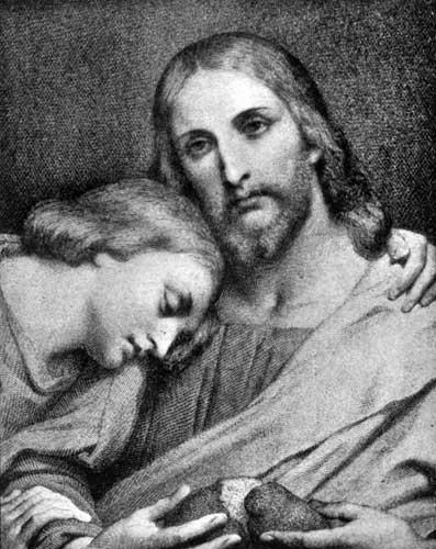 St. John the Apostle Beloved of Christ