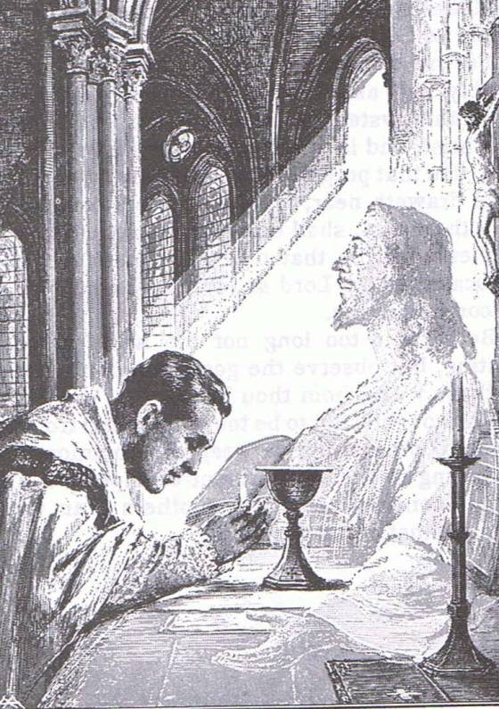 HOLY SACRIFICE OF THE MASS -